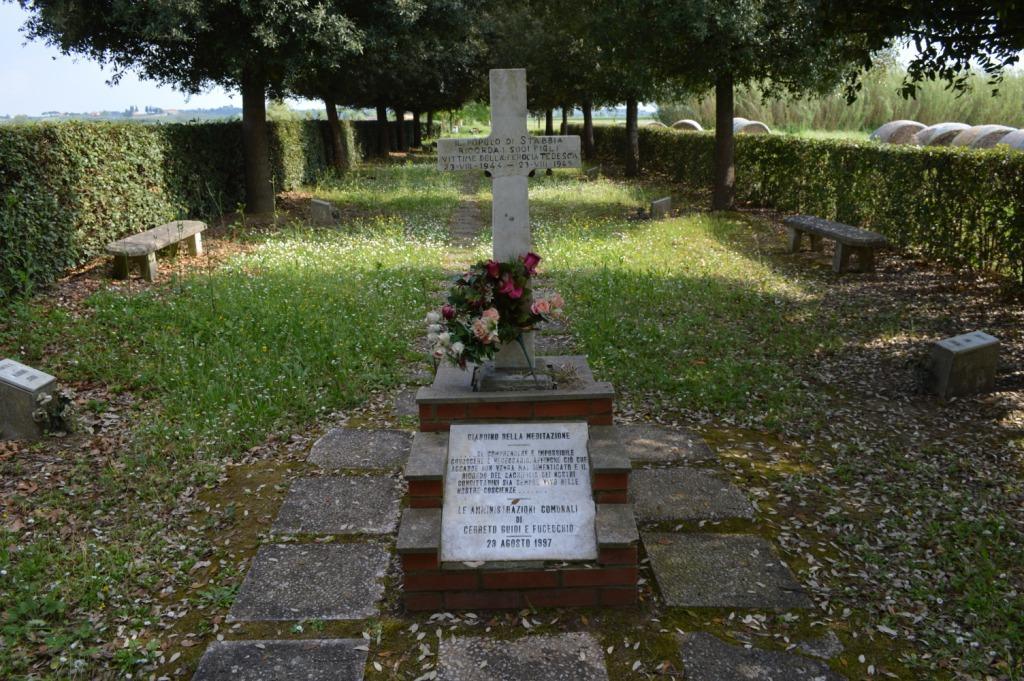 Monumento Giardino della Meditazione Stabbia - Cerreto Guidi