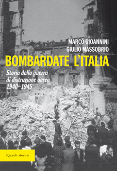 Copertina Bombardate l'Italia