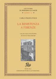 Copertina La Resistenza a Firenze