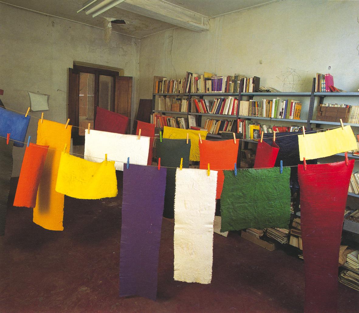 Pistoia, Casa-studio di Fernando Melani, Pistoia, archivio fotografico di Casa-Melani