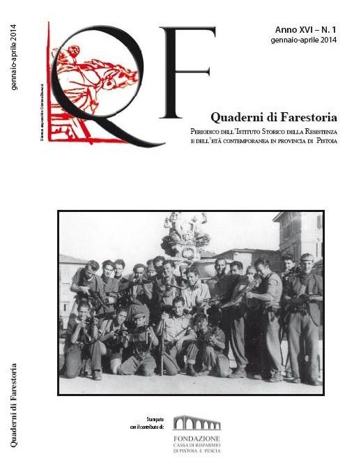Rivista Istituto Pistoia n. 1 2014