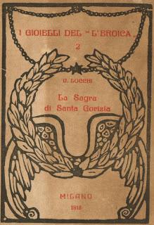 Frontespizio Santa Gorizia