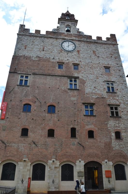 esterni palazzo pretorio