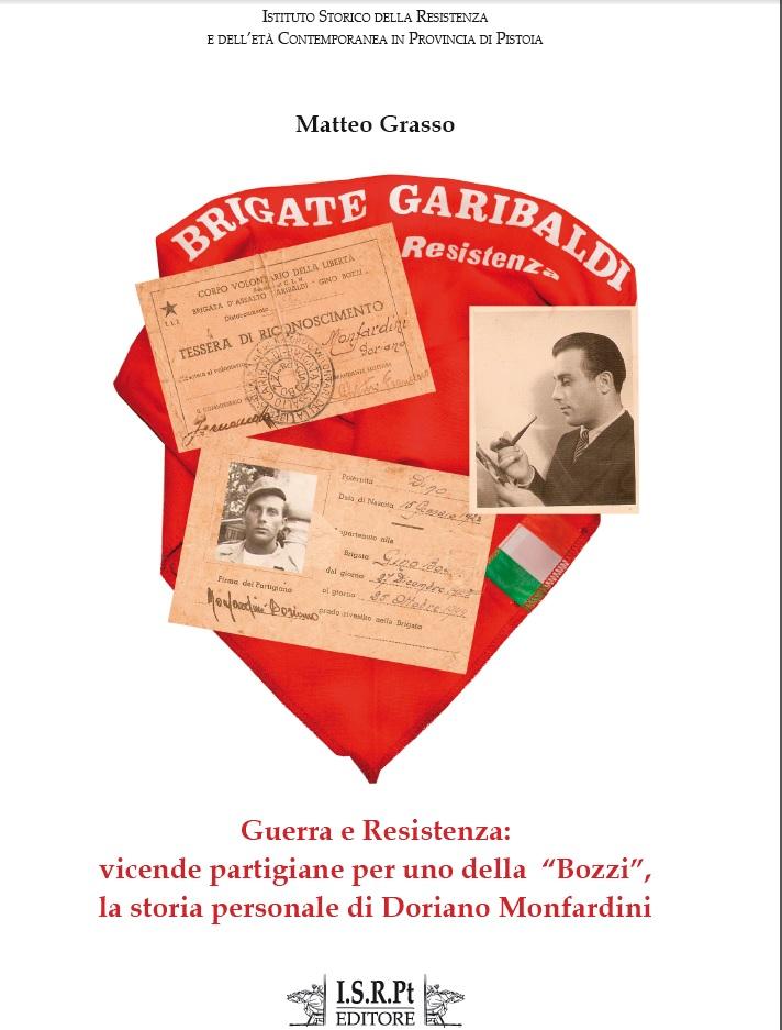 Copertina libro Matteo Grasso