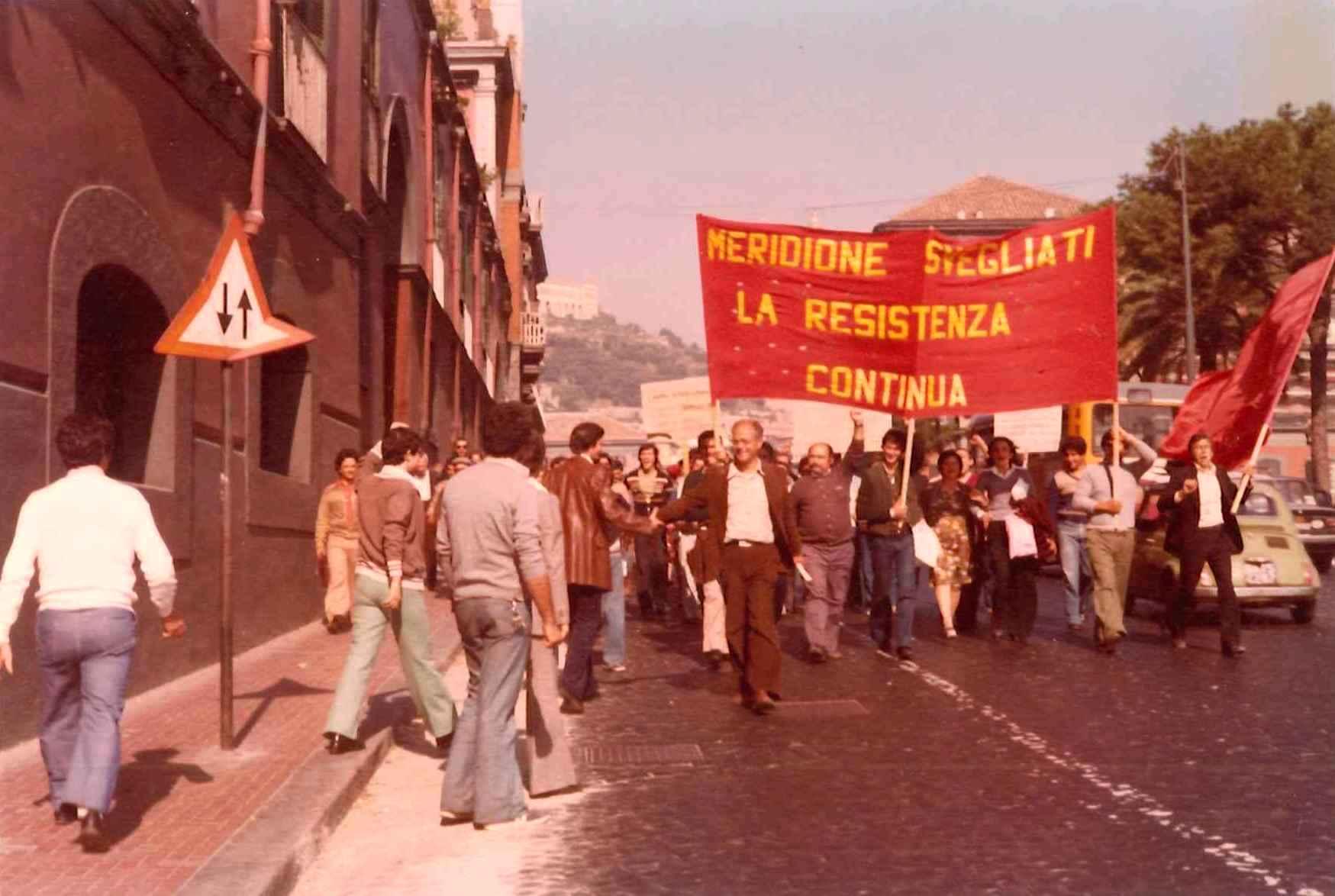 [6] Delegazione di massa Napoli 1977