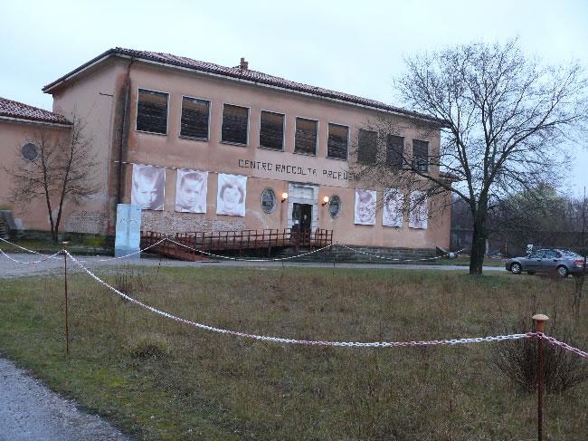 Centro raccolta profughi di Padriciano (Trieste)