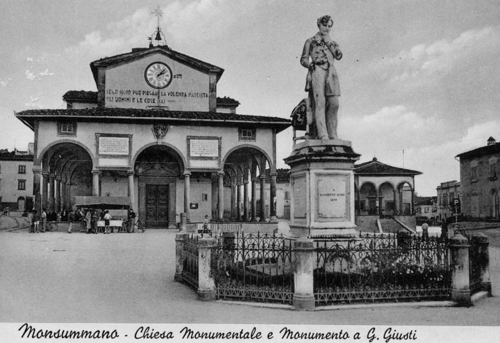 Basilica Maria Ss.ma della Fontenova Monsummano