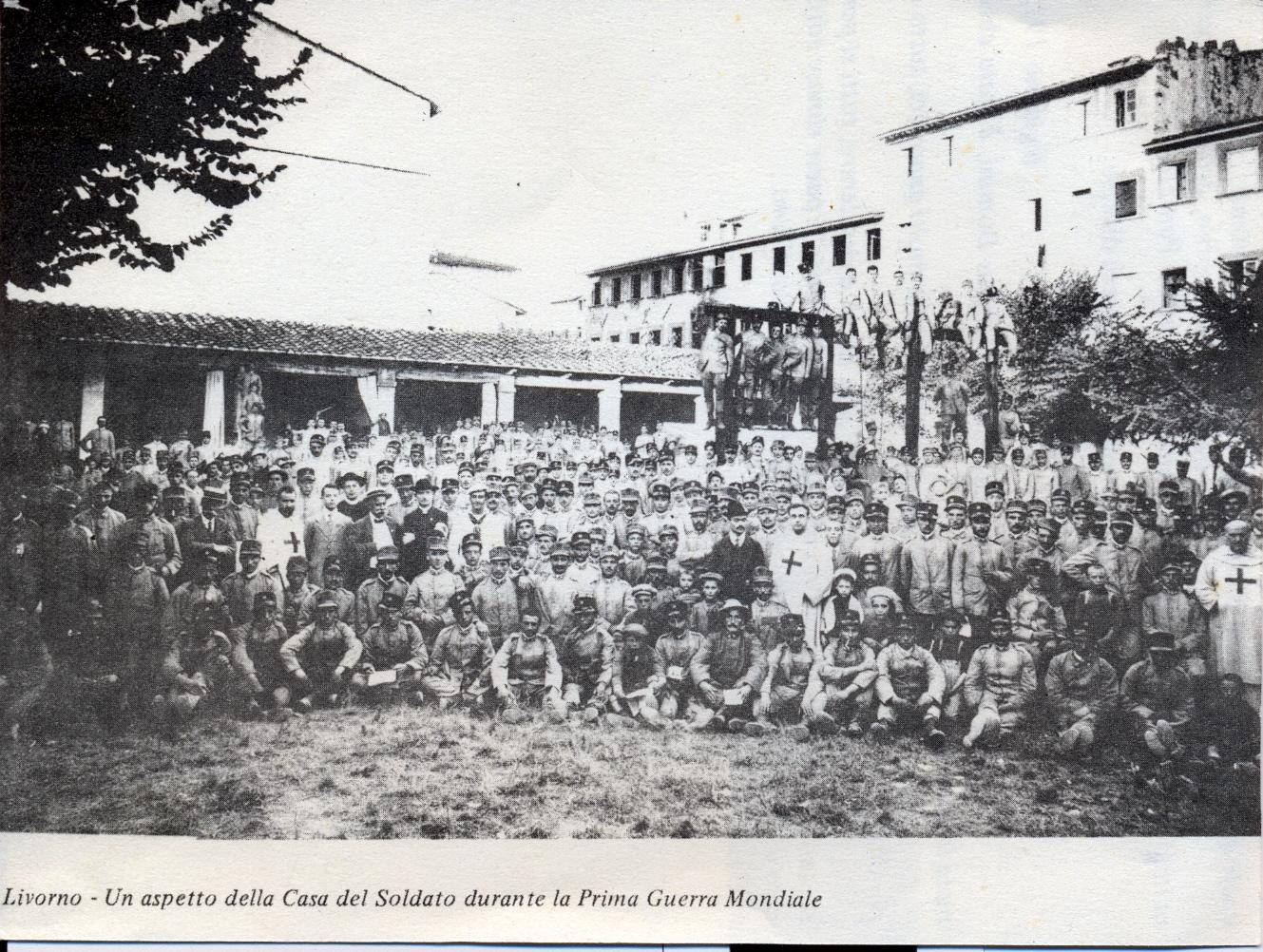 0472 casa del soldato in venezia