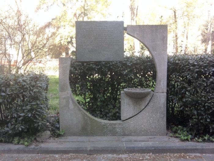 Monumento Radio Cora Piazza D'Azeglio