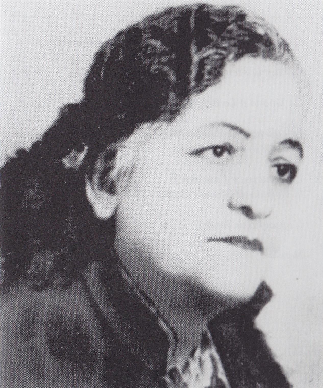 Teresa Meroni, fine anni '20.