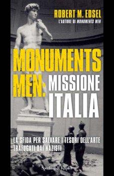 Copertina monument men