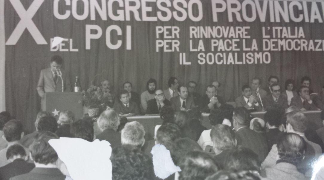 X Congresso Provinciale del PCI (1972)