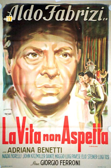 Il manifesto del film riadattato per l'estero