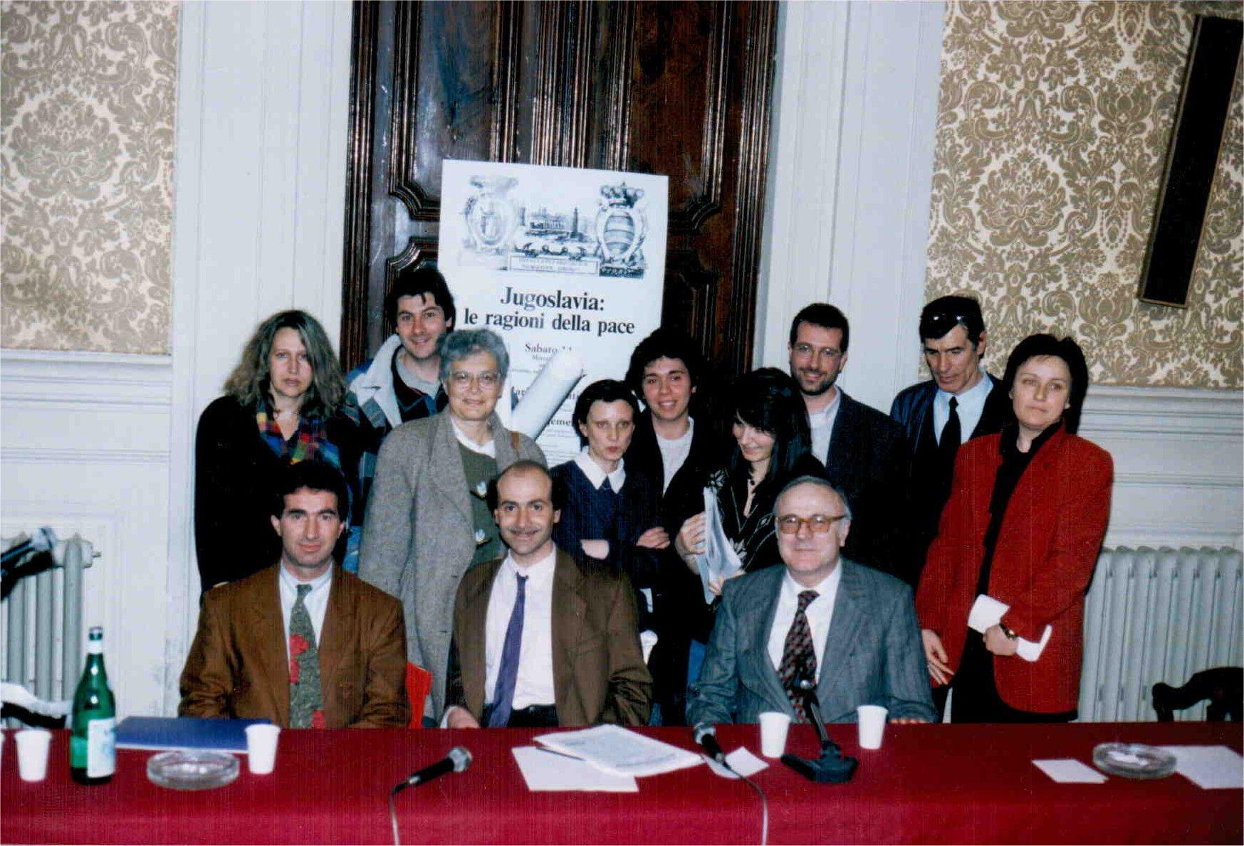 Convegno Maggio 1992