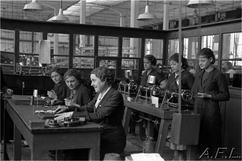 cucirini cantoni 1930-1940