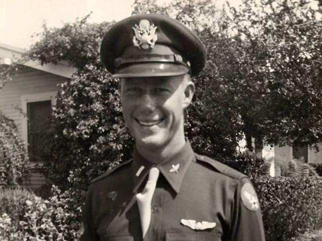 pilota aereo americano