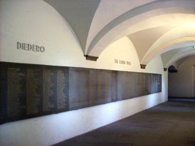 Cripta Caduti Fascisti in Santa Croce