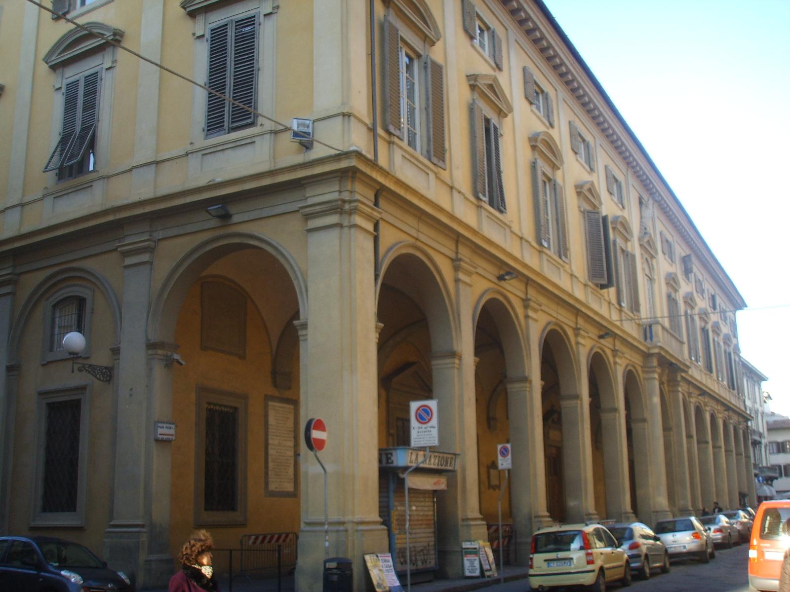 Ospedale Militare Via San Gallo
