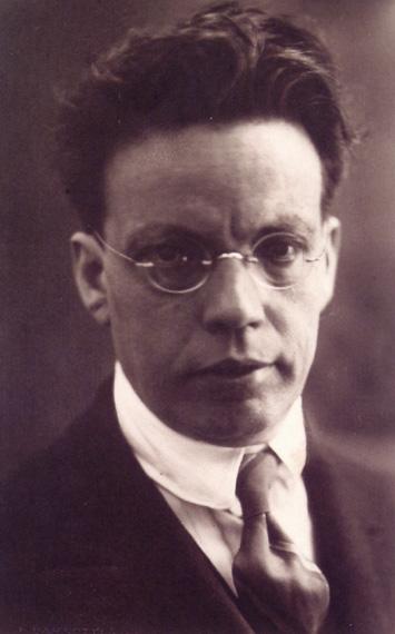 Giovanni Papini (foto tratta da Wikipedia)