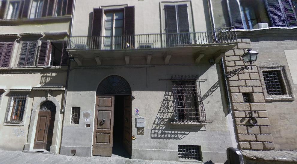 Piazza Santo Spirito 9 - casa Fosco Frizzi