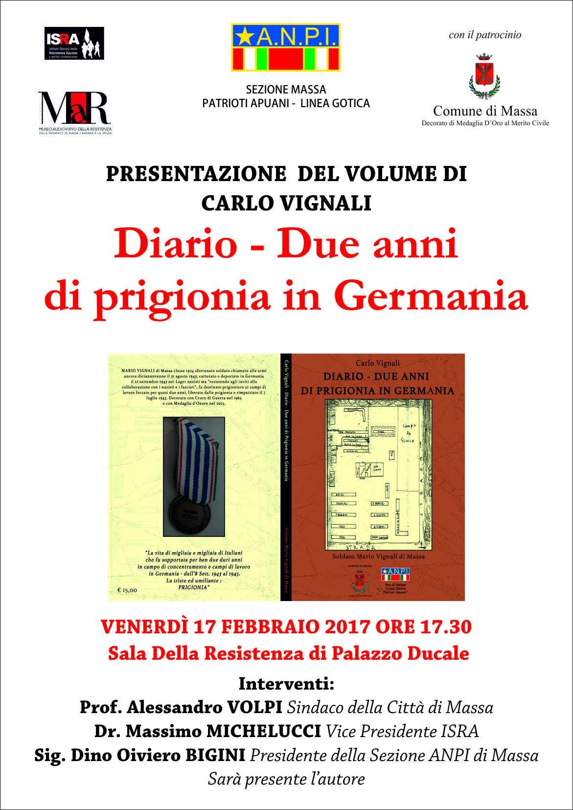 presentazione volume VIGNALI