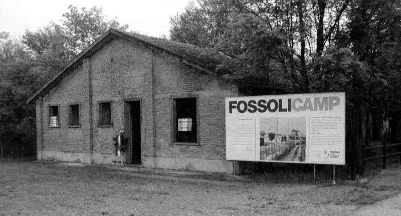 Fossoli camp