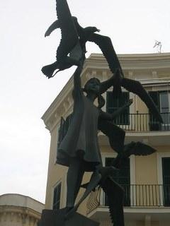 Monumento ad Angelita ad Anzio