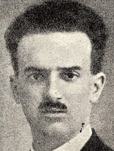 Il giovane Armando ai tempi del suo primo incarico parlamentare.