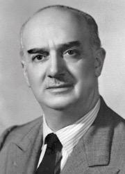 Il senatore Armando Angelini