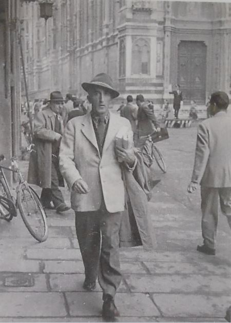 Tullio Mazzoncini a Firenze