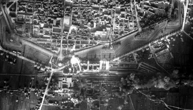 8 gennaio 1944: bombe alleate sulla stazione di Lucca. (Fonte: sito Ferrovia Lucca-Aulla)