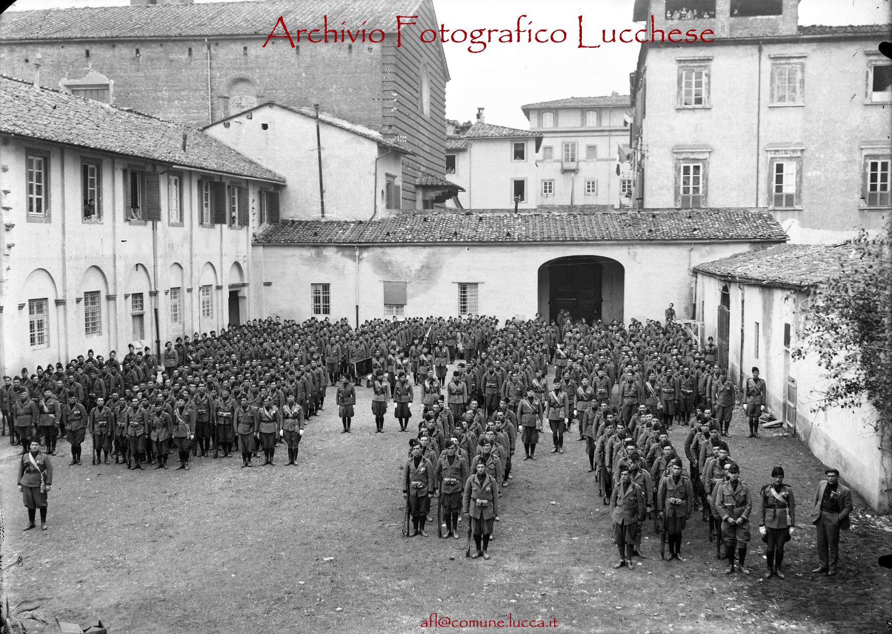 """Didascalia - v. mail (Archivio Fotografico Lucchese """"Arnaldo Fazzi"""" - Fondo Ettore Cortopassi"""")"""