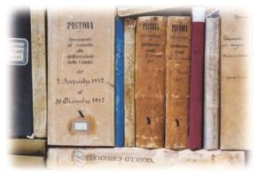 16-Archivio storico comunale di Pistoia