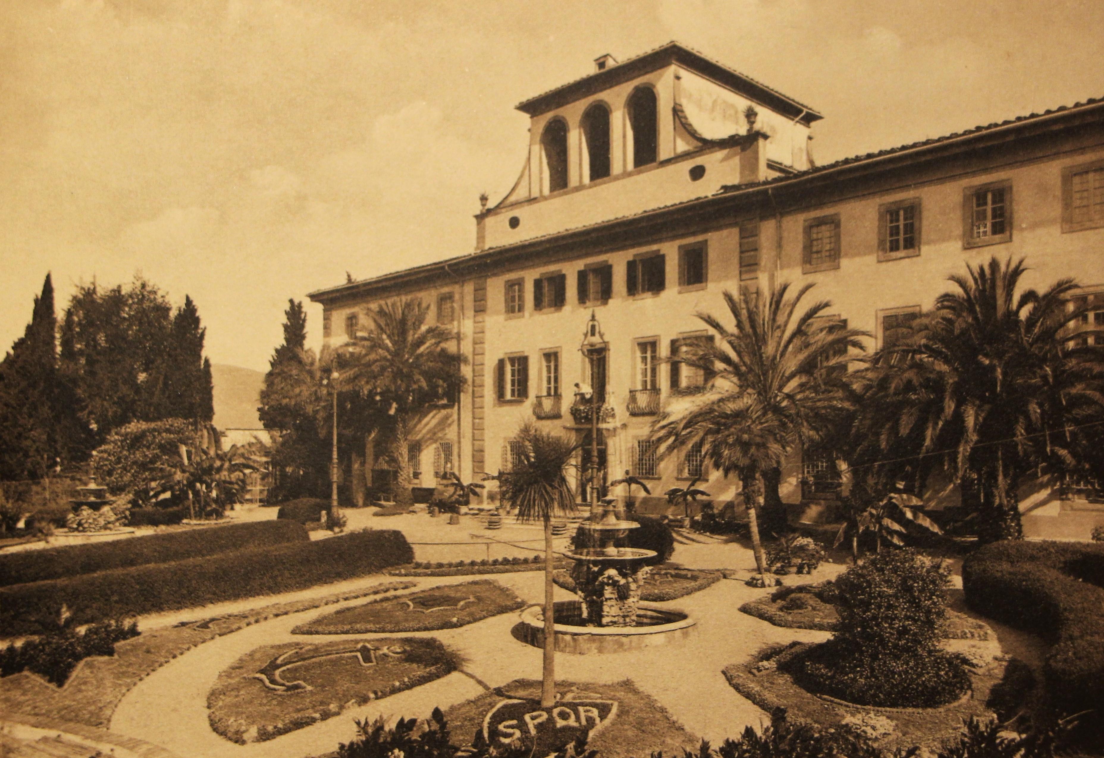Eleni M. - Le Ville Sbertoli. FOTO HP - Collezione privata Giovanni Tronci