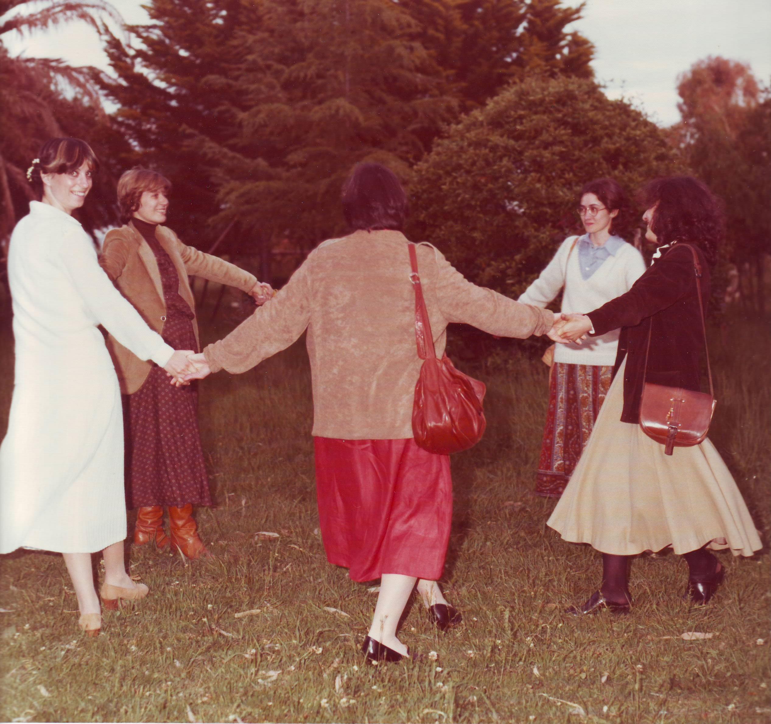 """Primavera 1979. Donne del """"collettivo"""": una festa"""