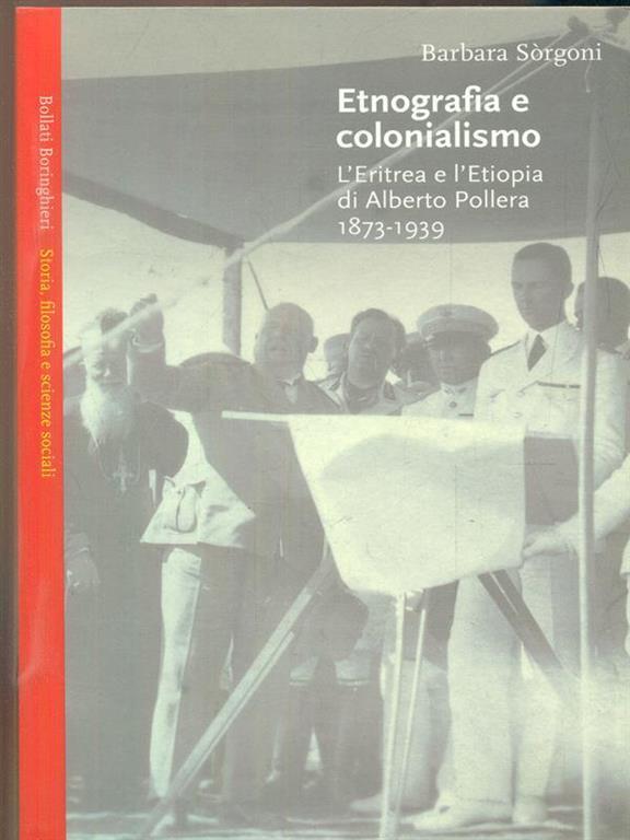 etnografia e colonialismo