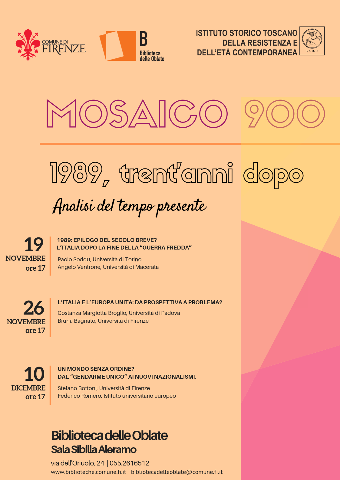 MOSAICO 900 2019