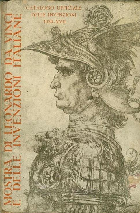 Catalogo Mostra di Leonardo da Vinci e delle invenzioni italiane