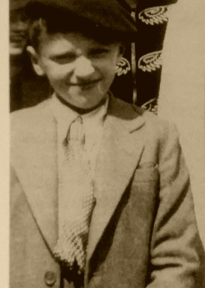 Ferruccio Valech, 13 anni, la vittima senese più giovane del campo di Auschwitz.