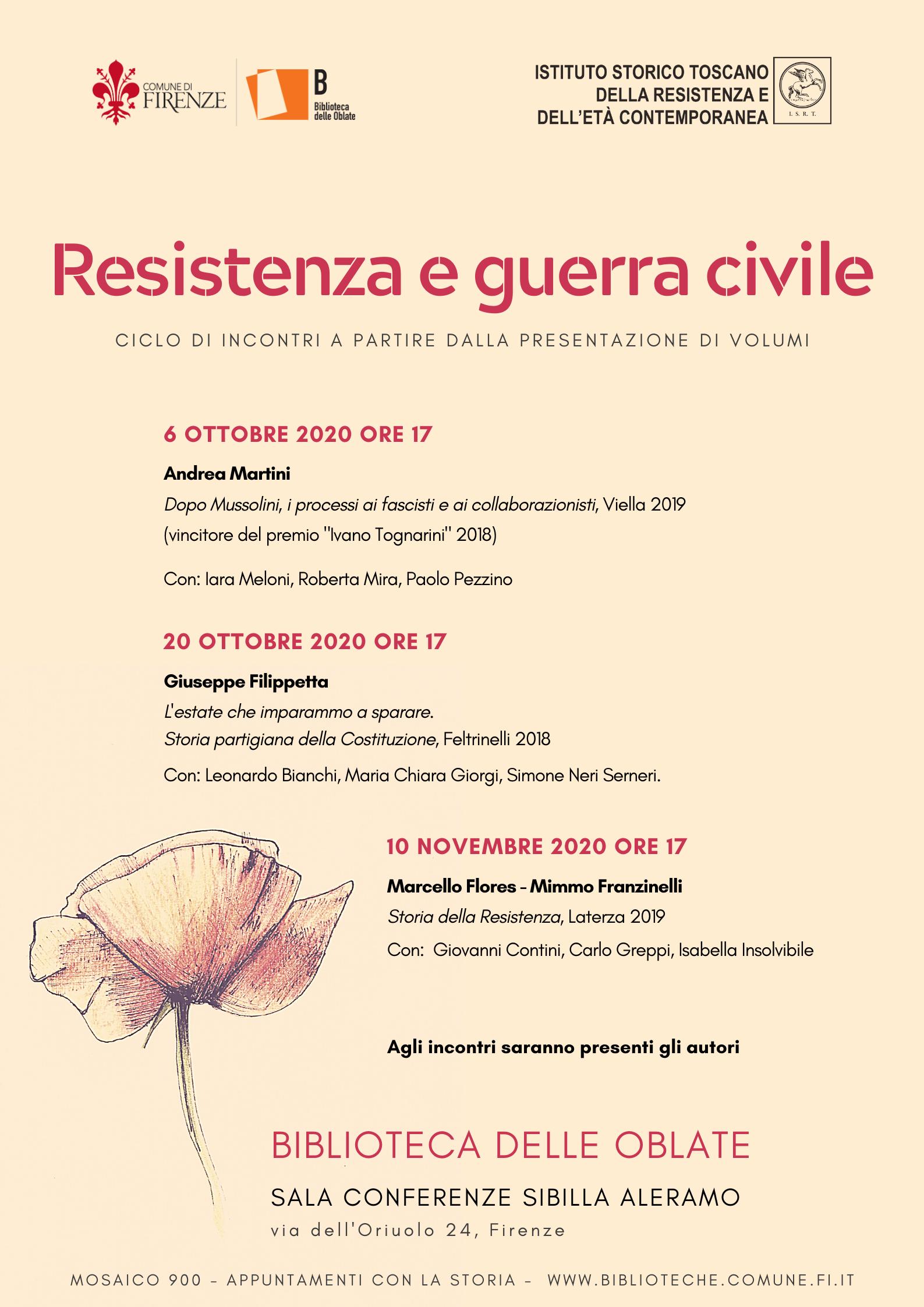 Resistenza e guerra civile