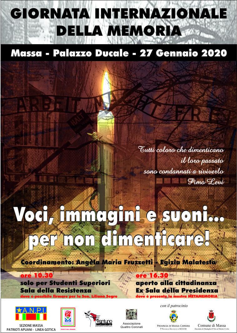 giornata della memoria 2020 locandina (1)