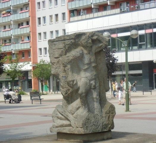 Monumento commemorativo organizzazione Saefkow, Berlino-Lichtenberg