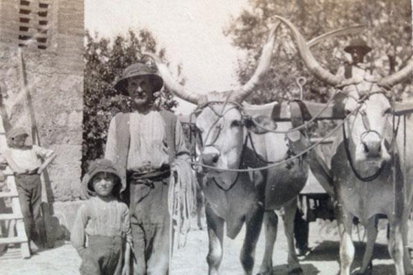 mezzadria famiglia_contadini