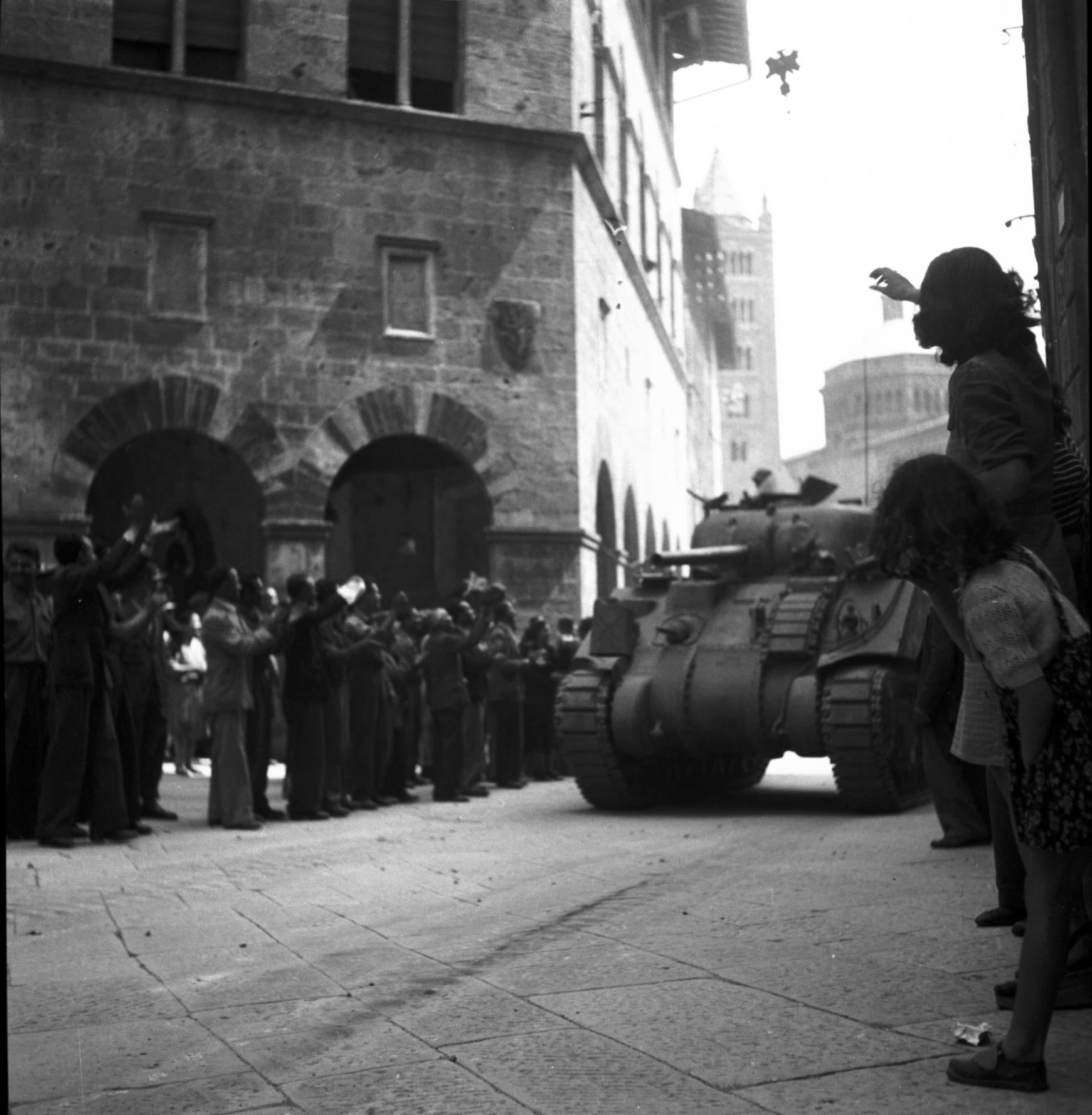 GR_Liberazione di Massa Marittima, giugno 1944_Archivio CLN Massa Marittima