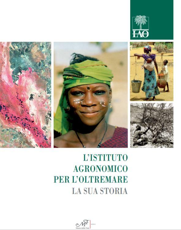 L'Istituto agronomico per l'Oltremare. La sua storia, Masso delle fate, 2004