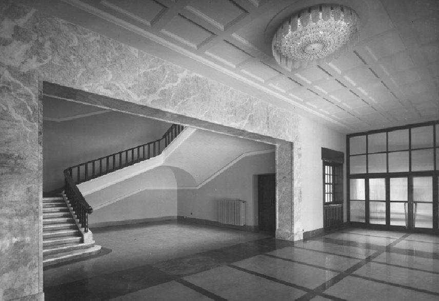Sede  IAO ,1942