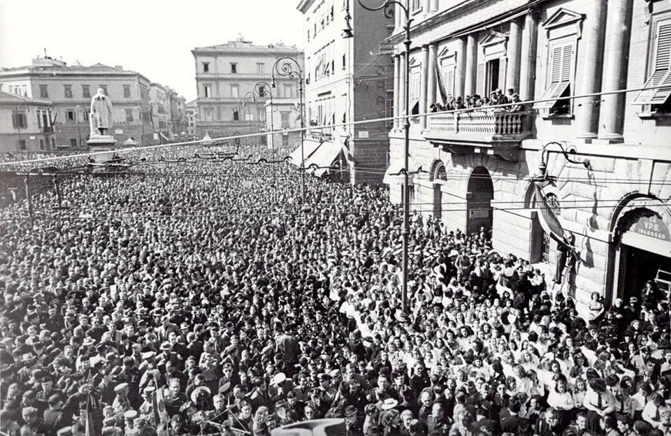 Fascismo Livorno