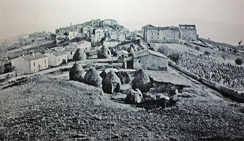 Archivio Niosi, Panorama di Roccastrada