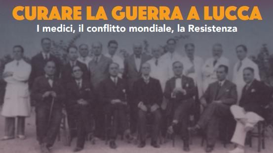 Curare la guerra a Lucca