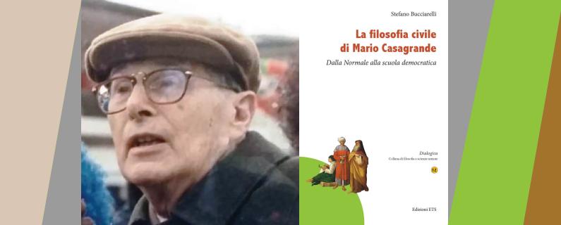 La filosofia civile di Mario Casagrande_16 settembre 2021